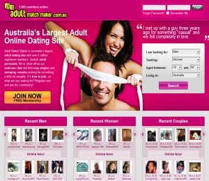 Adult Match Maker Australia image