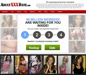 Sex and dating websites