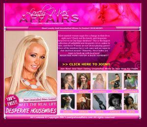 Affair dating website reviews