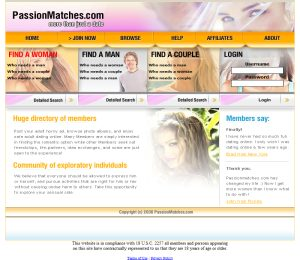 Passion Matches image
